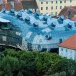 Peter COOK et Colin FOURNIER, le musée Kunsthaus